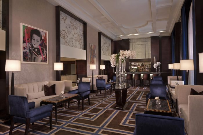 Gotham Lounge - The Peninsula New York
